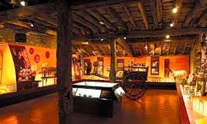 Territorio Lenbur - Museo del Hierro