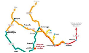 Territorio Lenbur - La Ruta Obrera